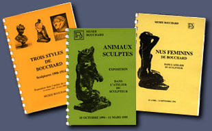 Catalogues d'exposition